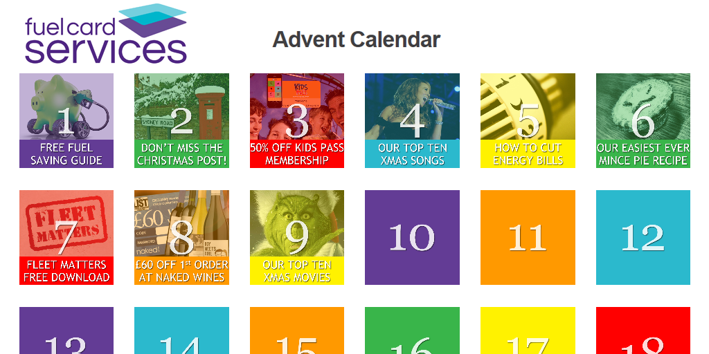 fuel card services on twitter fcsadventcalendar day 9 everybody loves a christmasmovie here are our top ten httpstcosisblad1db - Loves Fuel Card