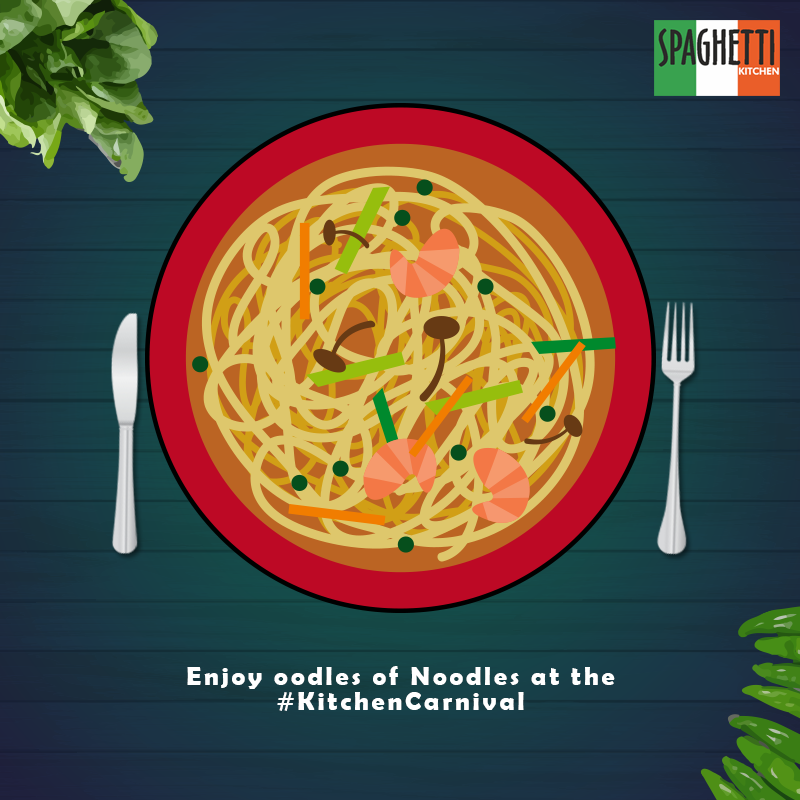 Experience the beautiful aroma of Italian food filtereing through our kitchen at the Spaghetti #KitchenCarnival https://t.co/kIMT6cBhRc