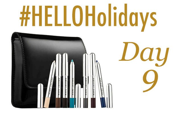 #HelloHolidays day 9! RT for a chance to win this @MarcJacobs gift set! https://t.co/BqRpSsVvkz https://t.co/BlX16FtXFD