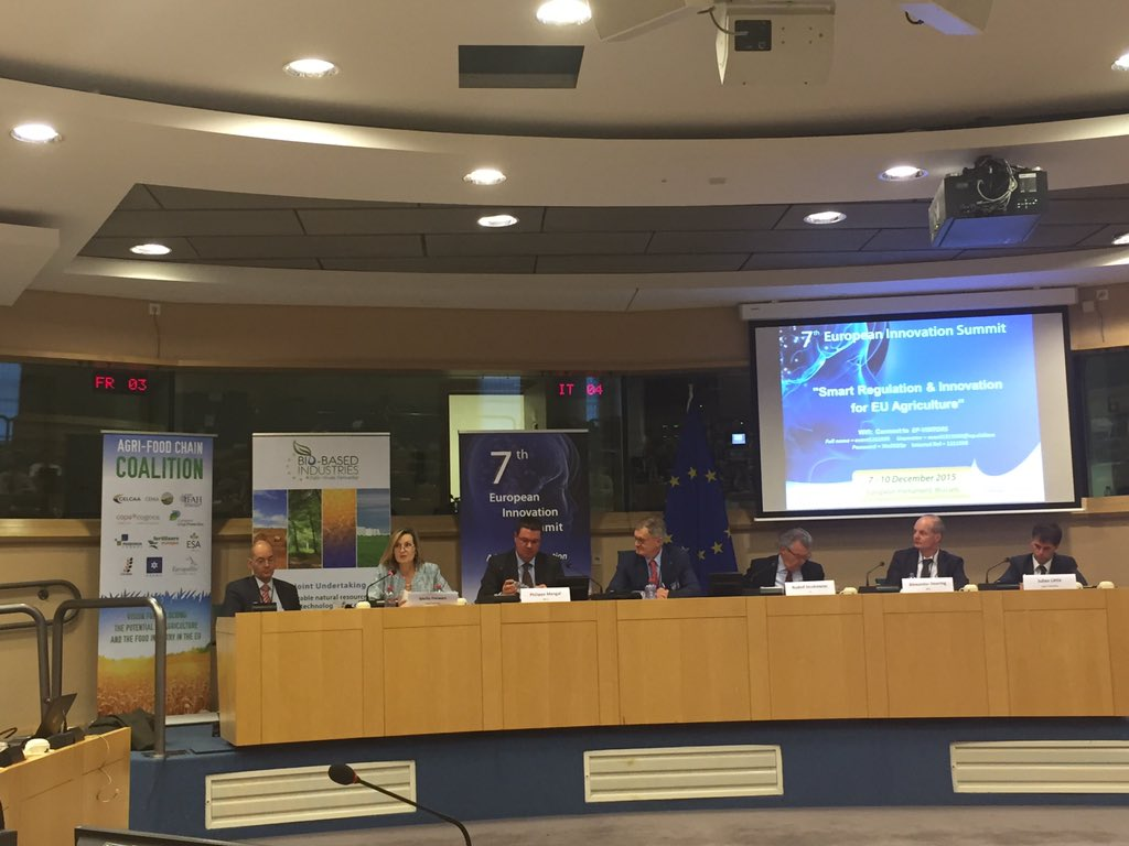 Tradition and innovation can work together says @FrewenMella #Ag_Innovate #7EIS https://t.co/HeWdzxobAY