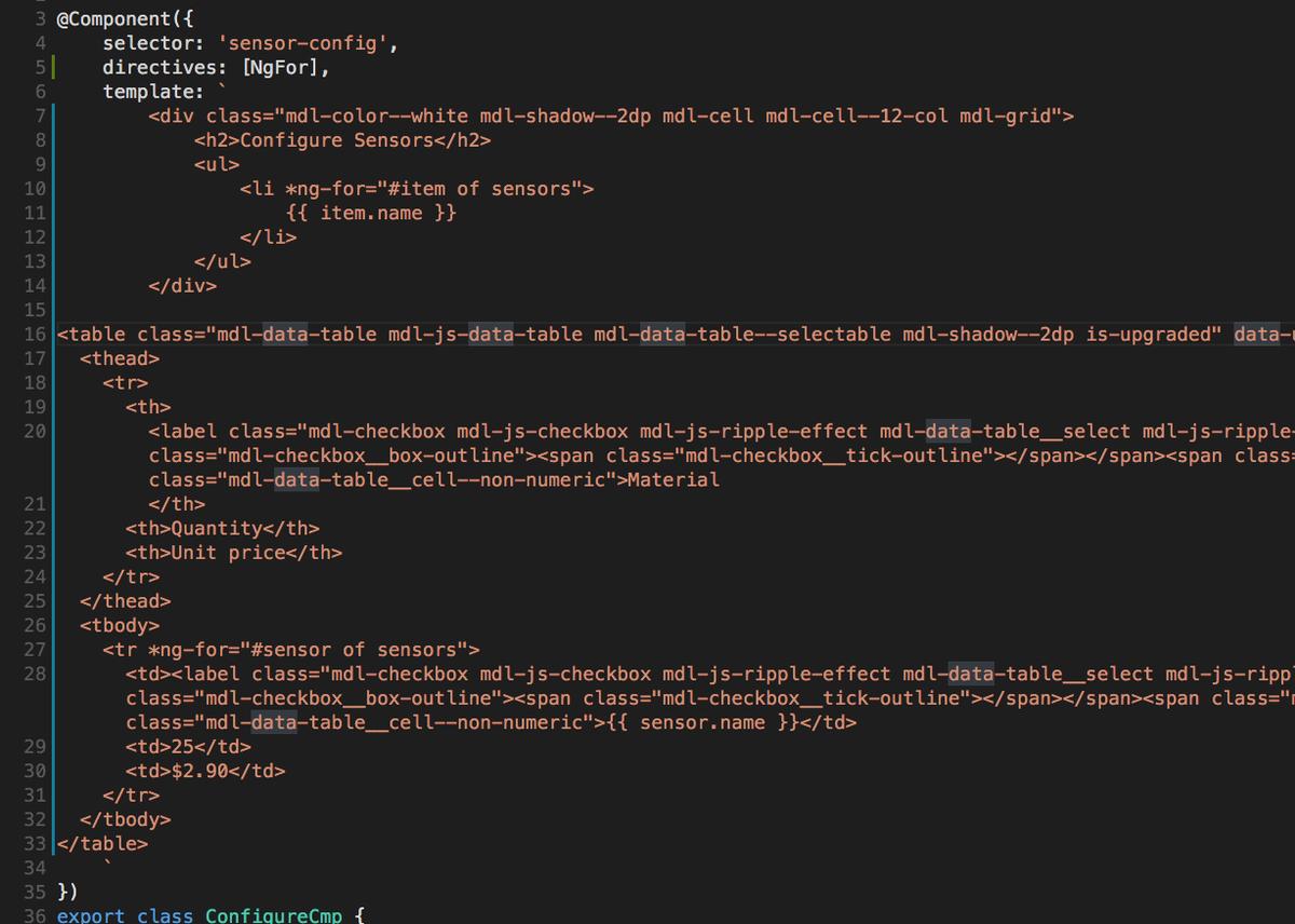 juri strumpflohner on twitter is there a vscode plugin for formatting html within es6 multiline strings angular2 httpstco6juw8yqsef