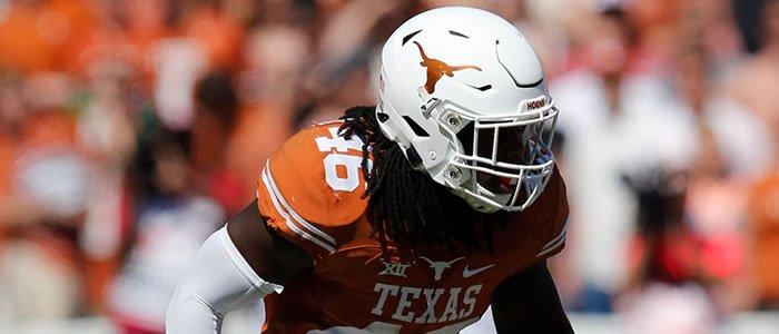 Texas LB Malik Jefferson (@Official_MalikJ) named #Big12 Defensive Freshman of the Year - https://t.co/aGqAmgzhe4 https://t.co/Z3P4t9xgrK
