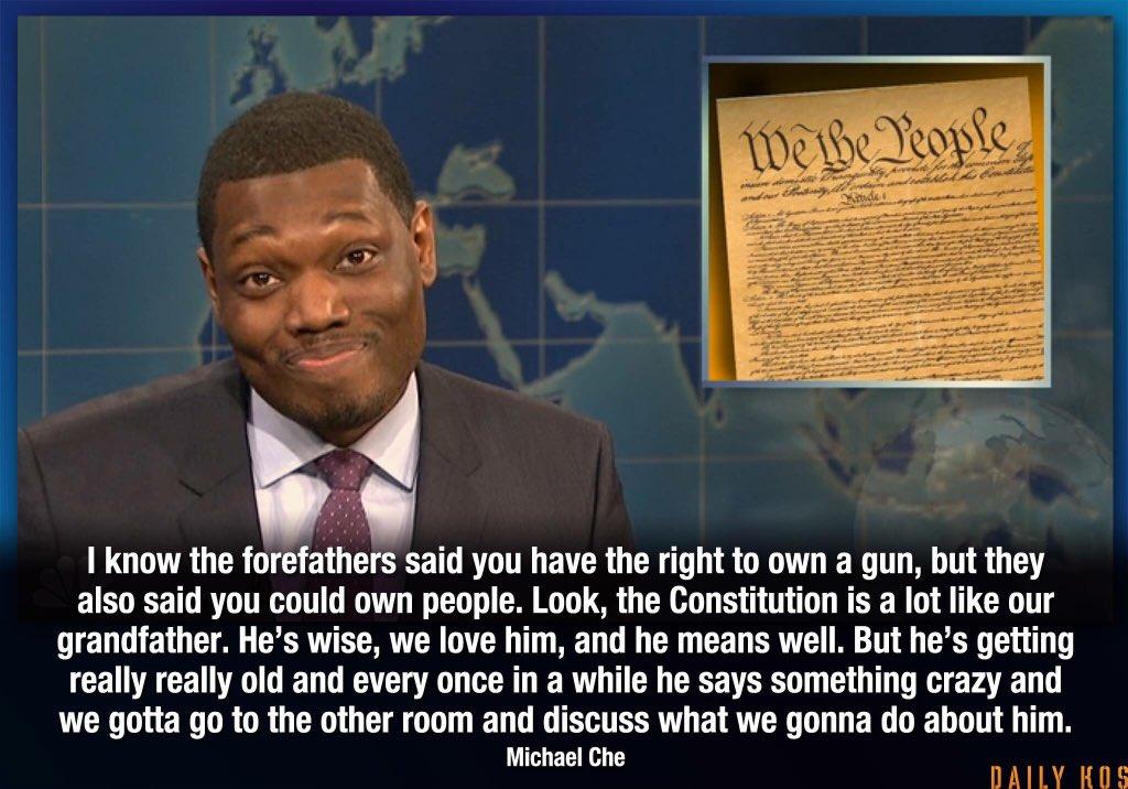 SOOOO true. Face it, the Founding Fathers were wrong about a lotta stuff. RT @RosalindMays: Very true https://t.co/TK4ggs1xxj