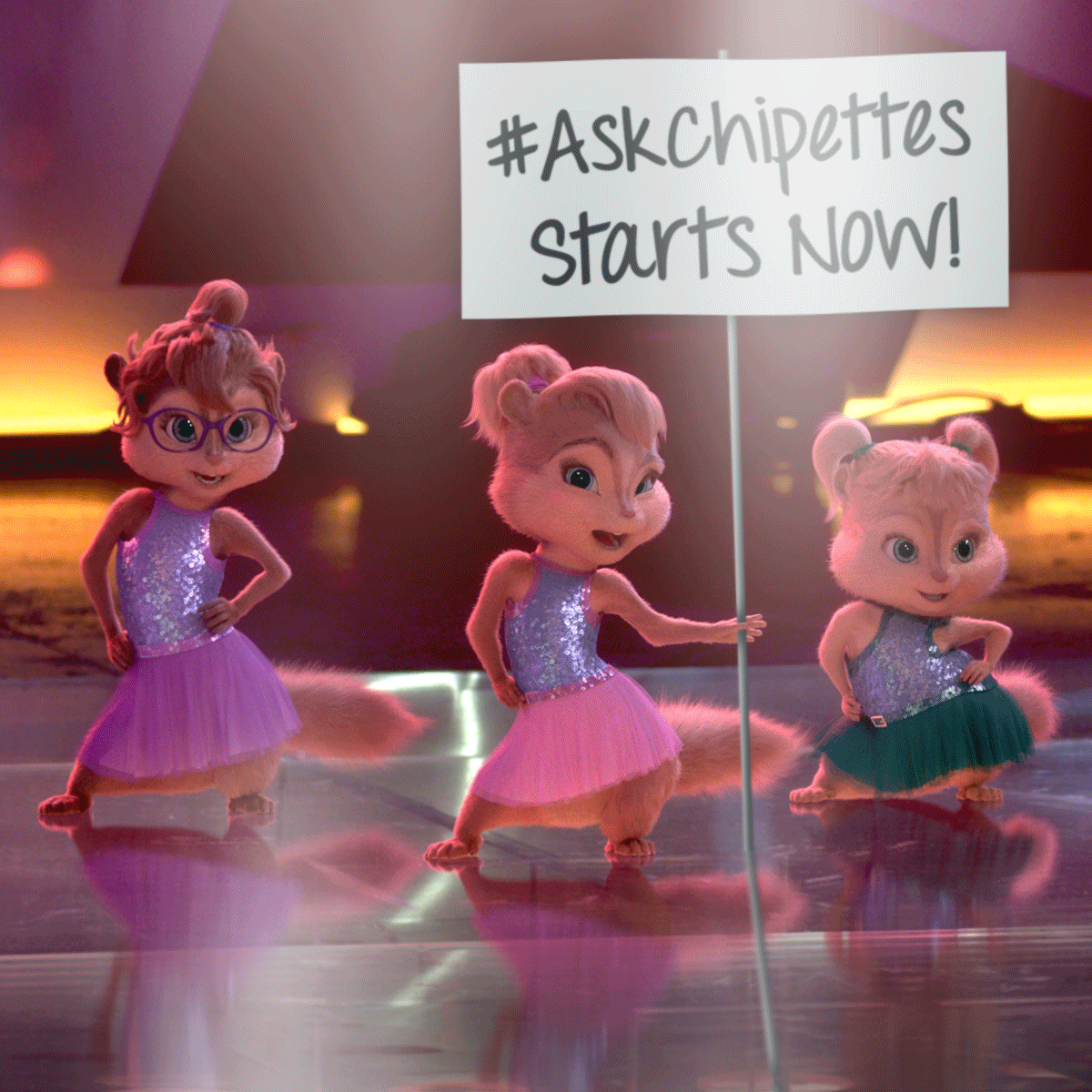alvin movies on twitter quotchat with the chipettes the
