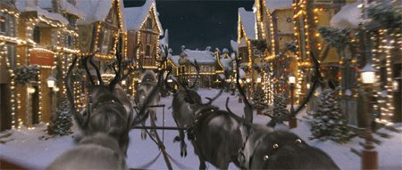 SANTA CLAUS IS LEAVING THE NORTH POLE!!! #HereComesSantaClaus