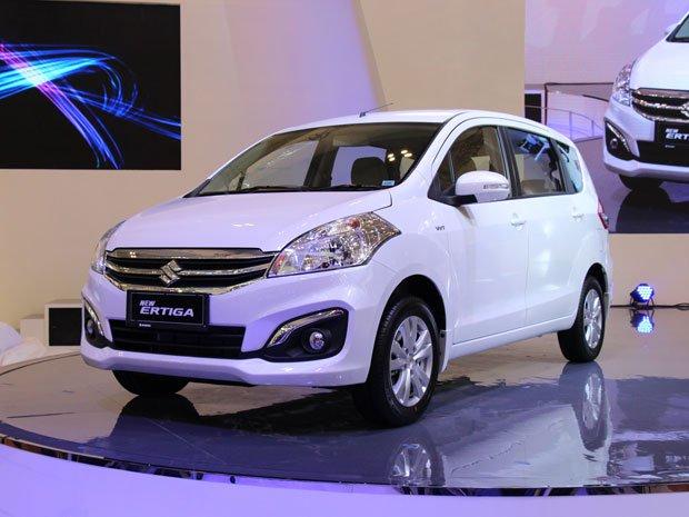 Spesifikasi Lengkap Suzuki New Ertiga Dreza - AnekaNews.net