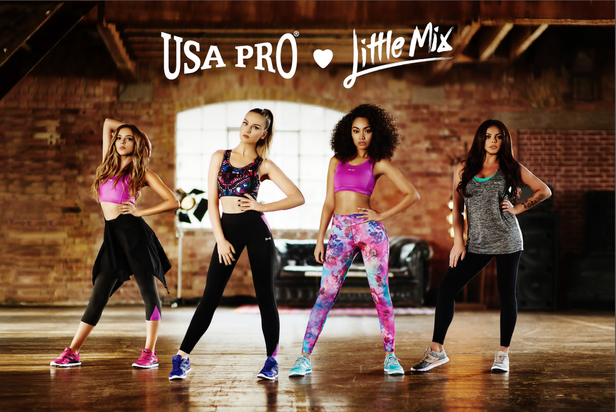 Which girl band has USA Pro announced as new Global Ambassadors? https://t.co/93T9Q8cgir @USAProUK @LittleMix https://t.co/f63SmRrqwI