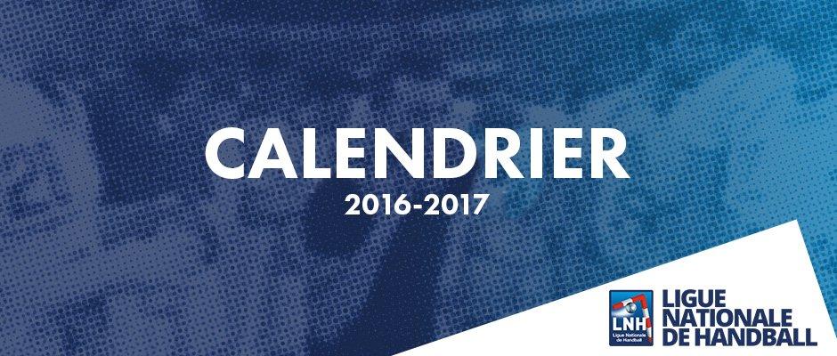Lidl Starligue Calendrier.Lidl Starligue On Twitter Voici Le Calendrier De La Saison