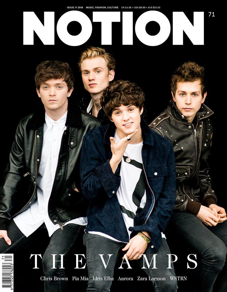Notion Magazine on Twitter: \