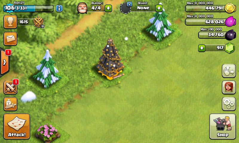 All Coc Christmas Trees.Cocchristmas Hashtag On Twitter