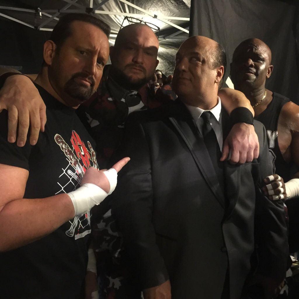 The last time we were all together was 10 years ago. A cool #slammy moment we created backstage @WWE https://t.co/23iuWj1eXX