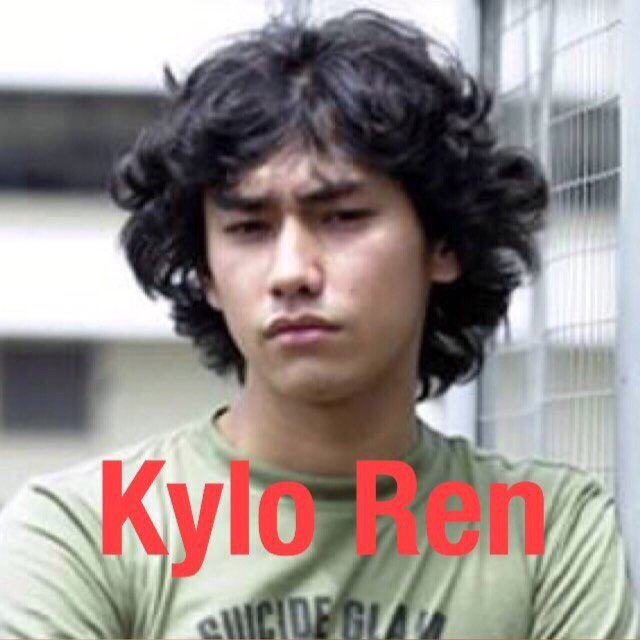 Kylo Ren Indonesia. (sumber: Gigin)