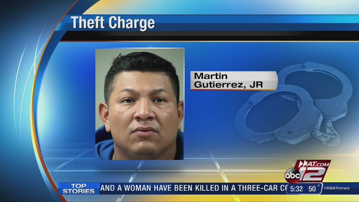 accused stealing worth glue warehouse KSATnews | KSAT 12