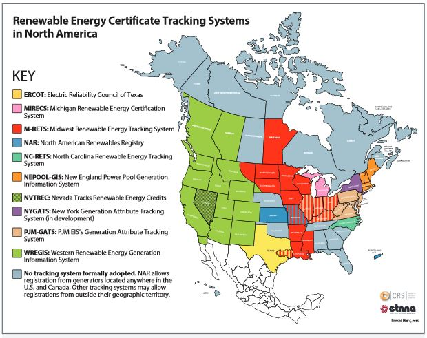 Renewable electricity:  How do you know you are using it? NREL fact sheet helps explain RECs https://t.co/5JR8wsUPkW https://t.co/KuW8CIbpUF