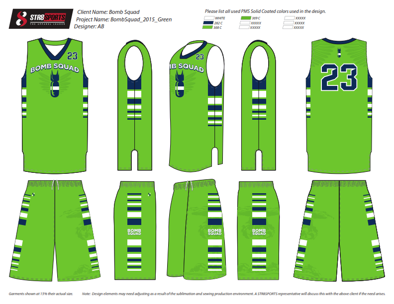 Str8 Sports Inc On Twitter Bomb Squad Sublimated Basketball