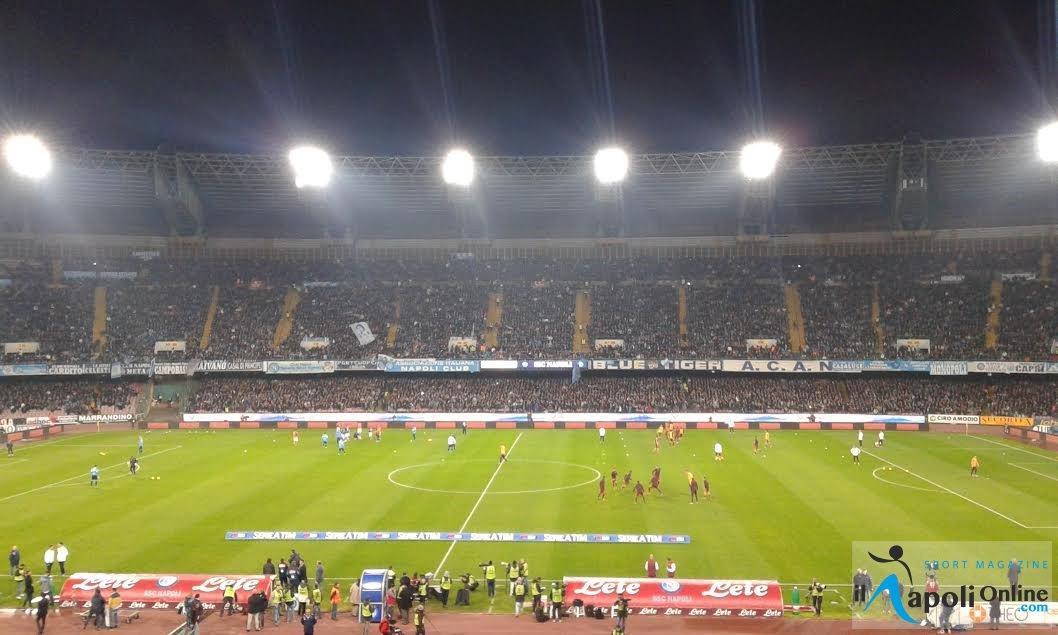 Streaming TV Oggi: Napoli-Torino info Diretta