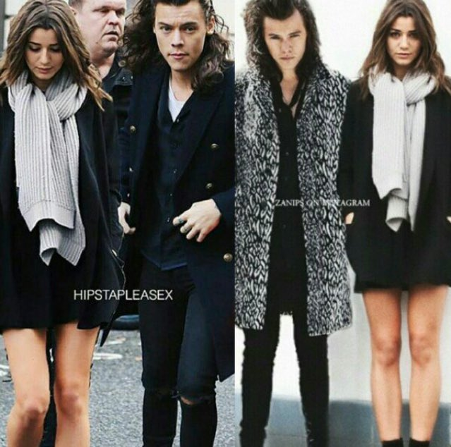 """Manips on Twitter: """"Harry Styles and Eleanor Calder ..."""