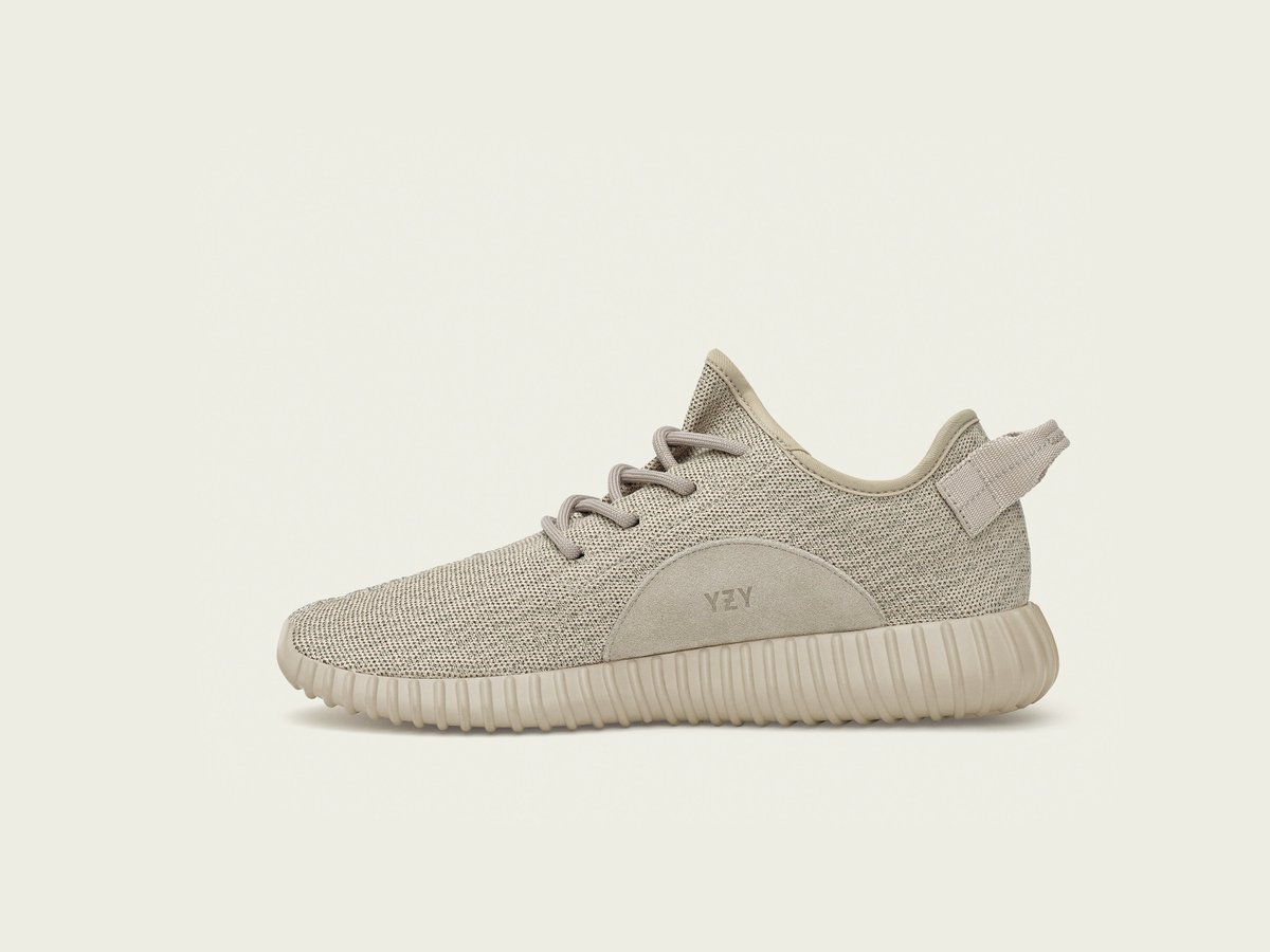 The adidas Yeezy Boost 350 Tan will be