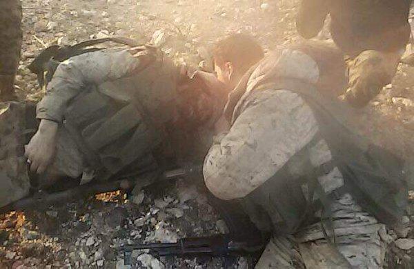 Syrian Civil War: News #5 - Page 7 CW2WSGvWsAEhBYR