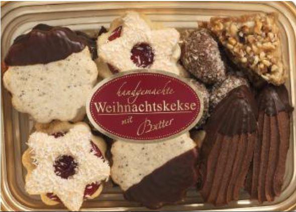 """Biscotti di Natale """"Weihnachtskekse"""": Allerta europea per Salmonella"""