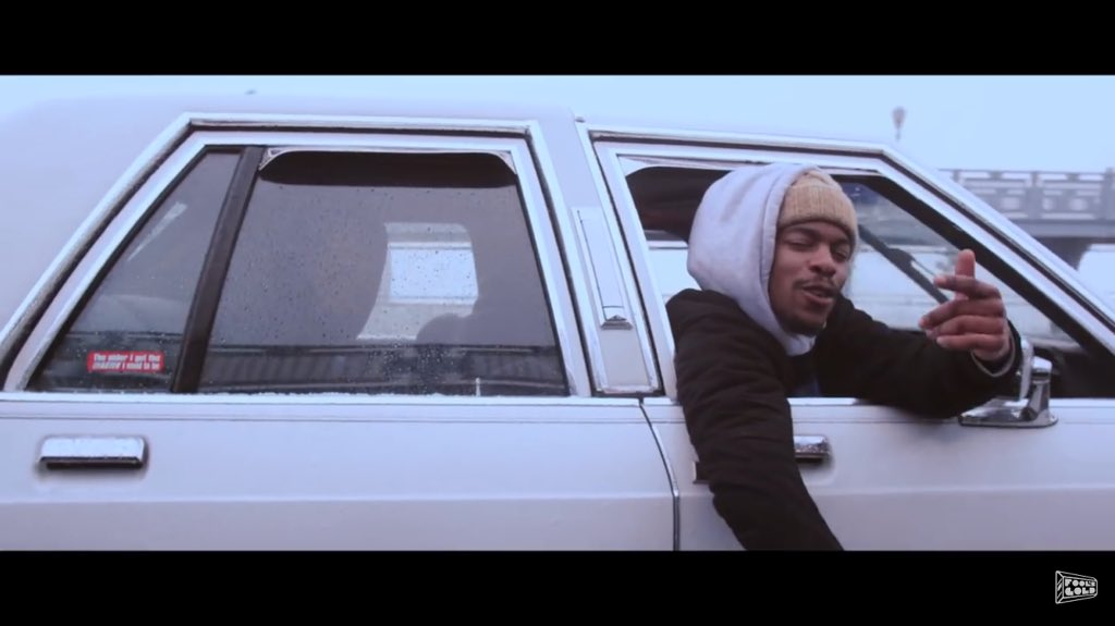 take a ride w/ @GrandeMarshall through the cold streets of N. Philadelphia in #PULLUPSTHEME https://t.co/S6TUxRO8kU https://t.co/Te90xkVL1M