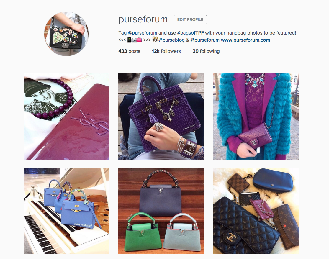 f1248b47726d before we go be sure to follow purseforum on insta amp tag your bag pics to