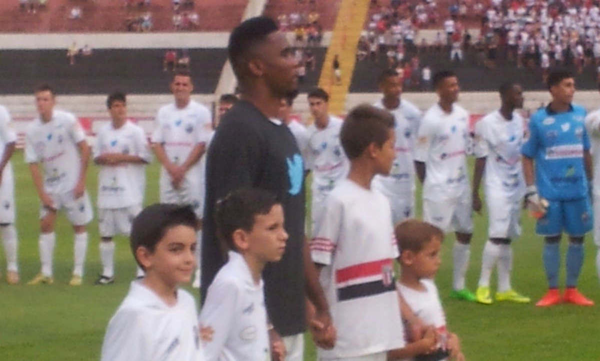 Botafogo-SP x Comercial-SP - Amistosos 2015 - globoesporte.com fd5c125638faa