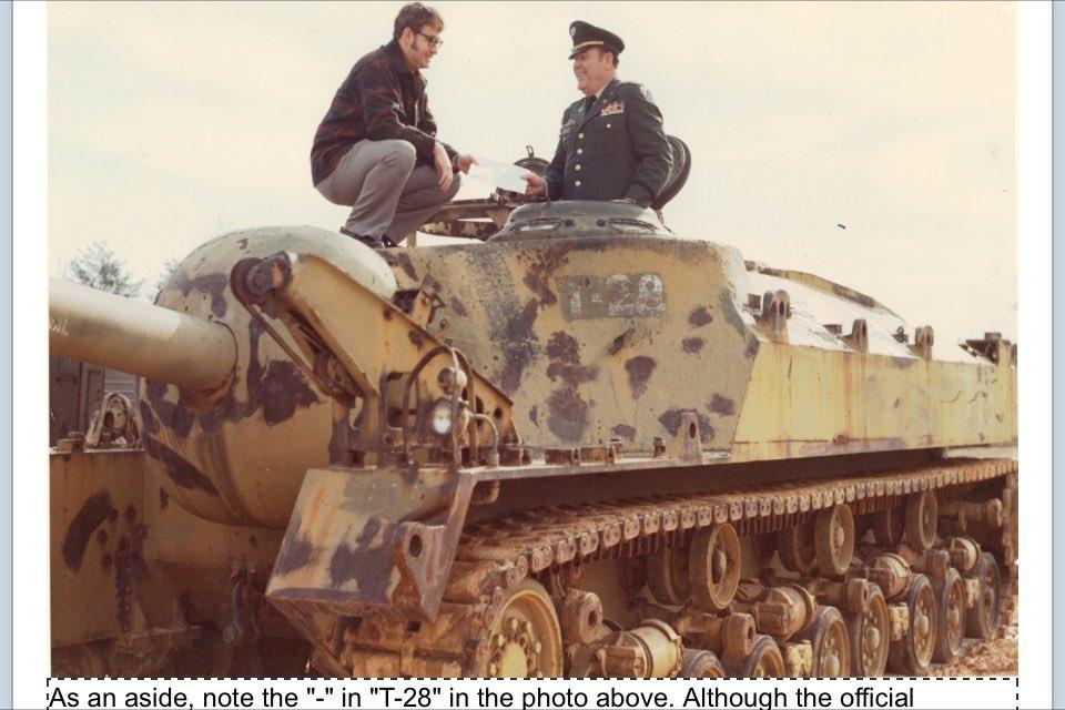 """光こっき on Twitter: """"あっ、如実ではないけどT28超重戦車とT95対戦車 ..."""