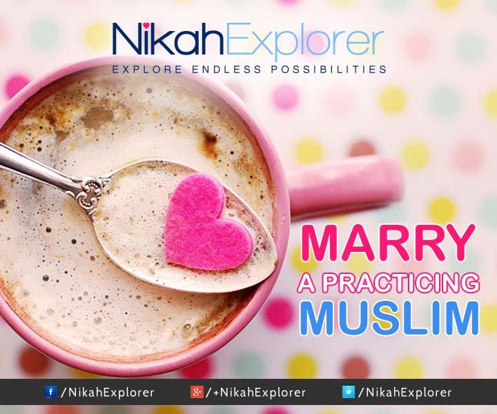 practising muslim marriage