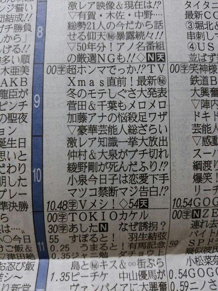 見よう!! 超ホンマでっか!?TV 『仲村&大泉がブチ切れ』  #大泉洋 https://t.co/nNY1Lxo3v0
