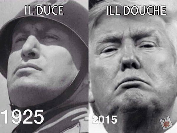 Image result for Mussolini Frown