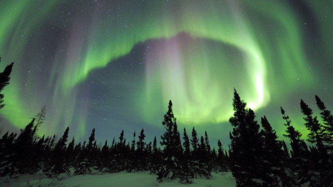 Celebrate #WinterSolstice with a stunning light show: https://t.co/xR51IakrGU #AuroraBorealis https://t.co/3PhxEk9oex