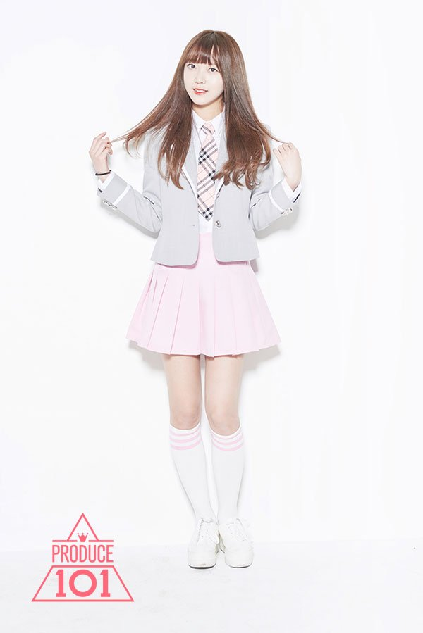 Image result for kim sohee produce 101 site:twitter.com