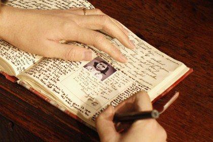 """Il """"Diario di Anna Frank"""" gratis su internet in lingua originale"""
