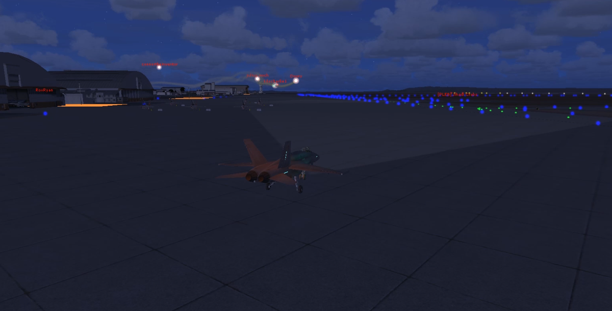 Fsx Multiplayer