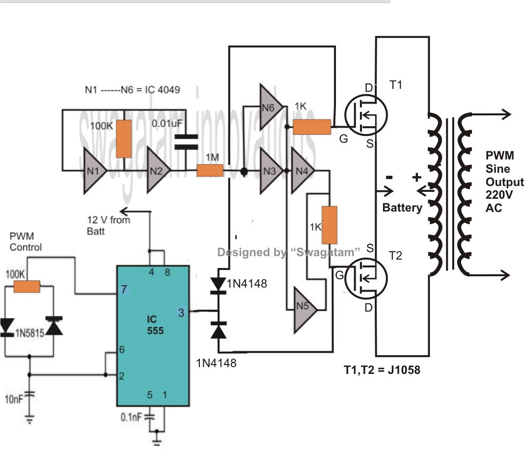 Groovy Edgefx Kits On Twitter 500Watt Mosfet Inverter Pure Sine Wave Wiring 101 Cabaharperaodorg