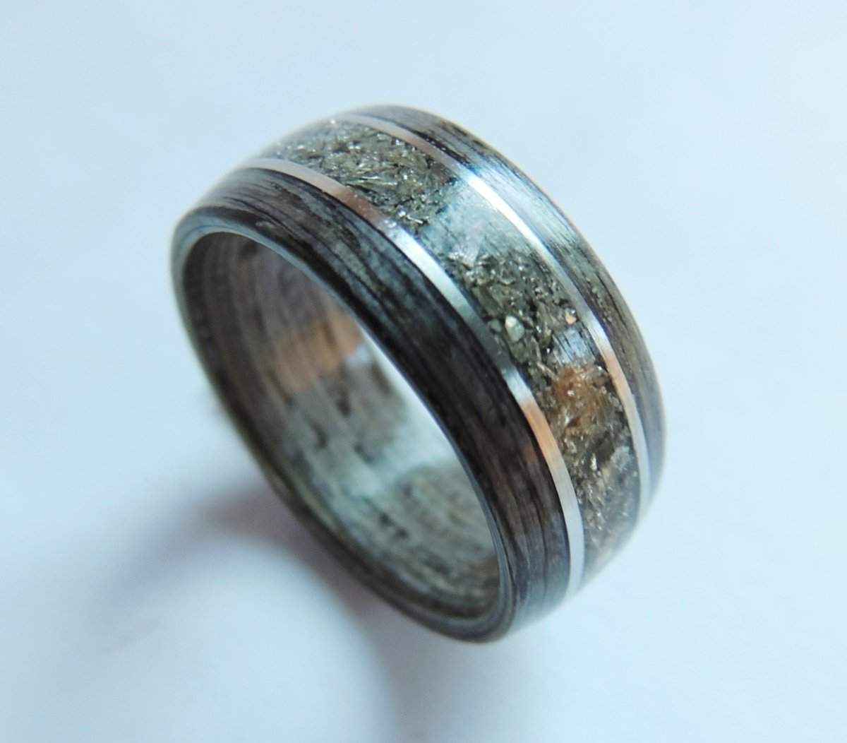 Metal Forest Designs on Twitter Gray Wenge with Silver German