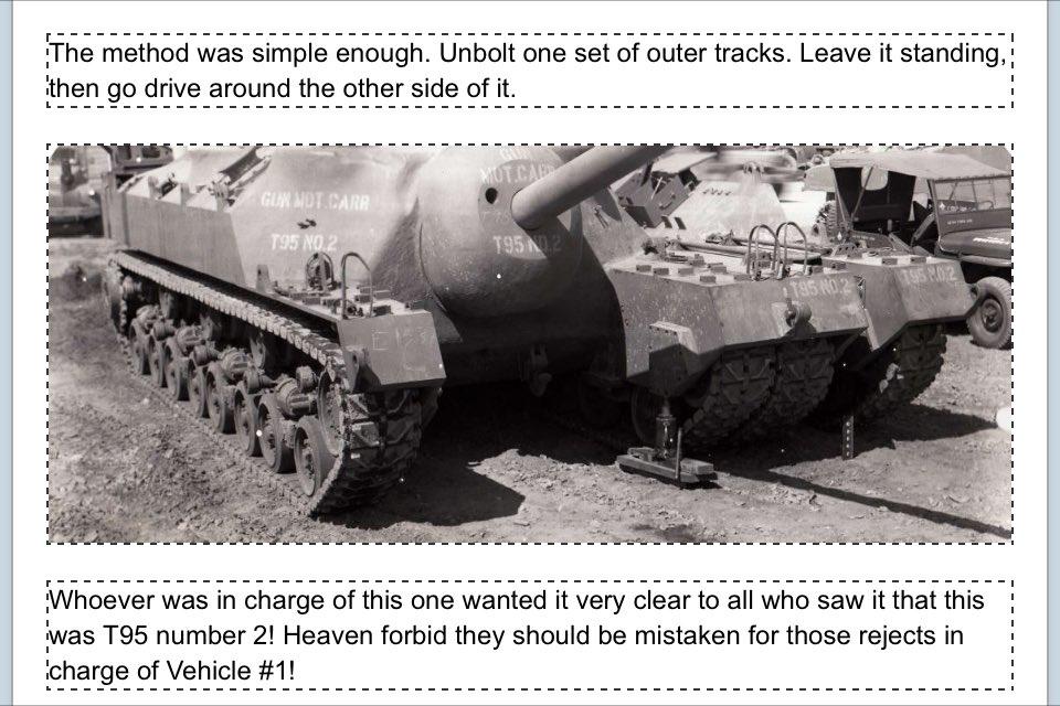 """光こっき on Twitter: """"そしてT28超重戦車およびT95対戦車自走砲の二重 ..."""