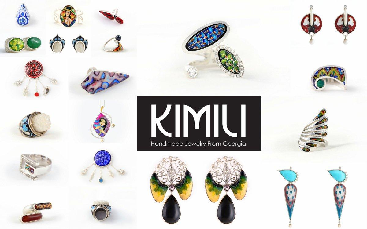 Kimili On Twitter Introducing Kimili A Handmade Georgian