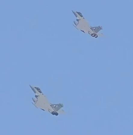 قطر على وشك شراء 36 مقاتله رافال من فرنسا  CW52npxWwAA6LXw