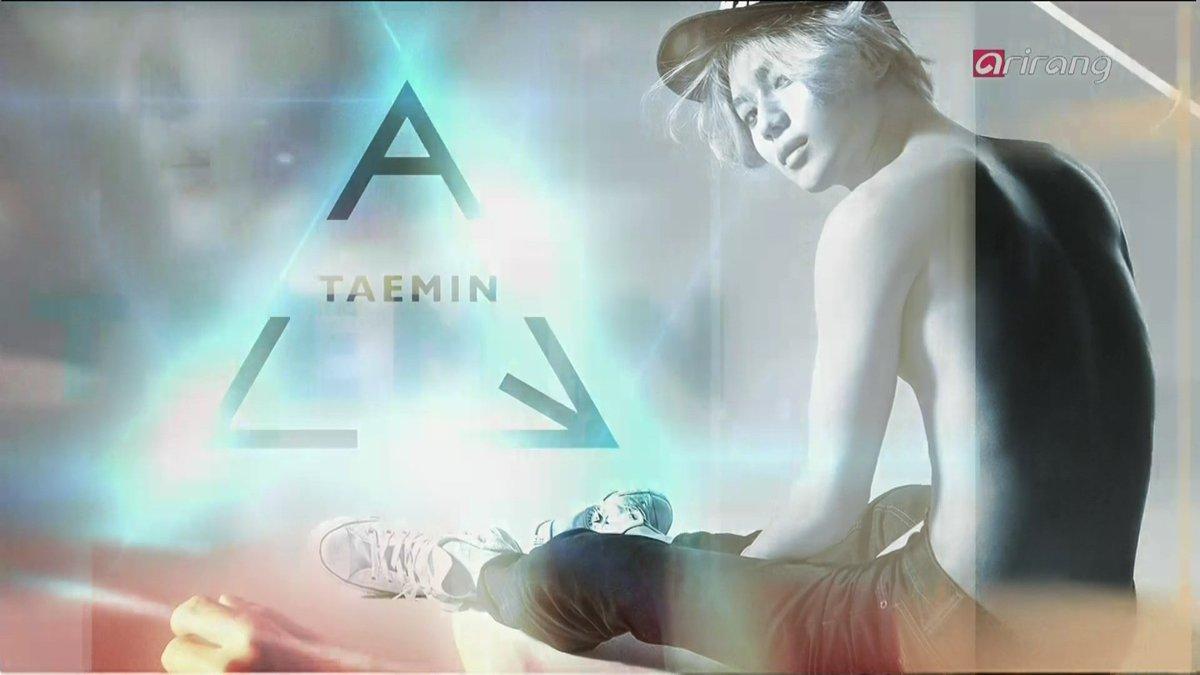 태민TAEMIN 1'st Mini Album 'ACE' 음악방송