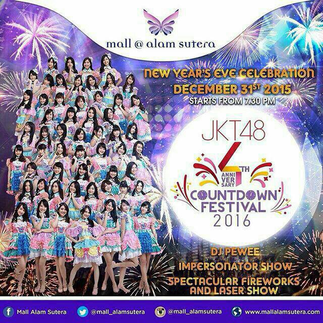 Event concert jkt48 4th anniversary countdown festival 2016 15 info announced on october 31st halloween night hs event jkt48 4th anniversary concert will be on december 31 2015 thecheapjerseys Choice Image