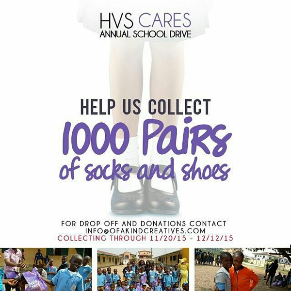 Help Us Collect 1000 Pairs of Socks #charity #ActOfKindness https://t.co/iFJg1thOnu