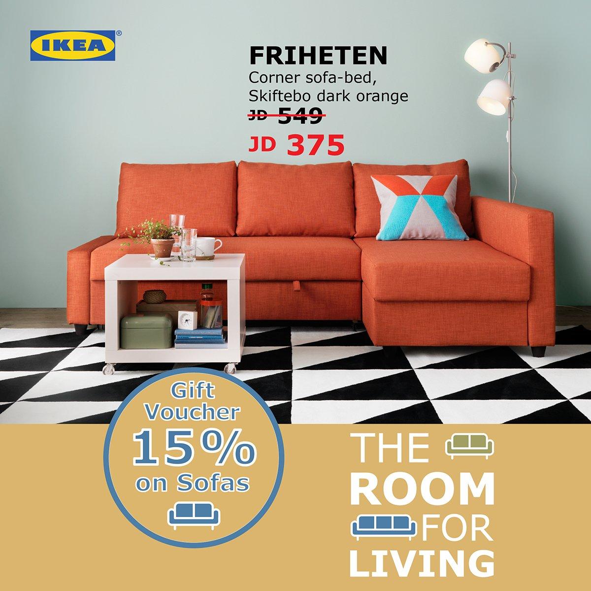 Friheten Sofa ikea on get the friheten corner sofa bed move the