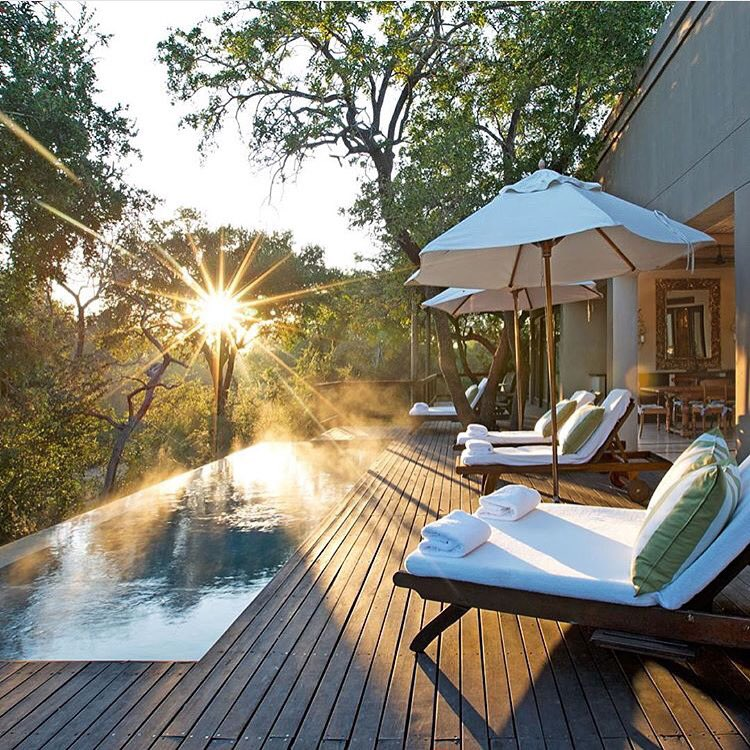 Luxury Safari Lodge in Kruger  #Africa #travel #adventuretime #luxury https://t.co/FfO34ri1uq