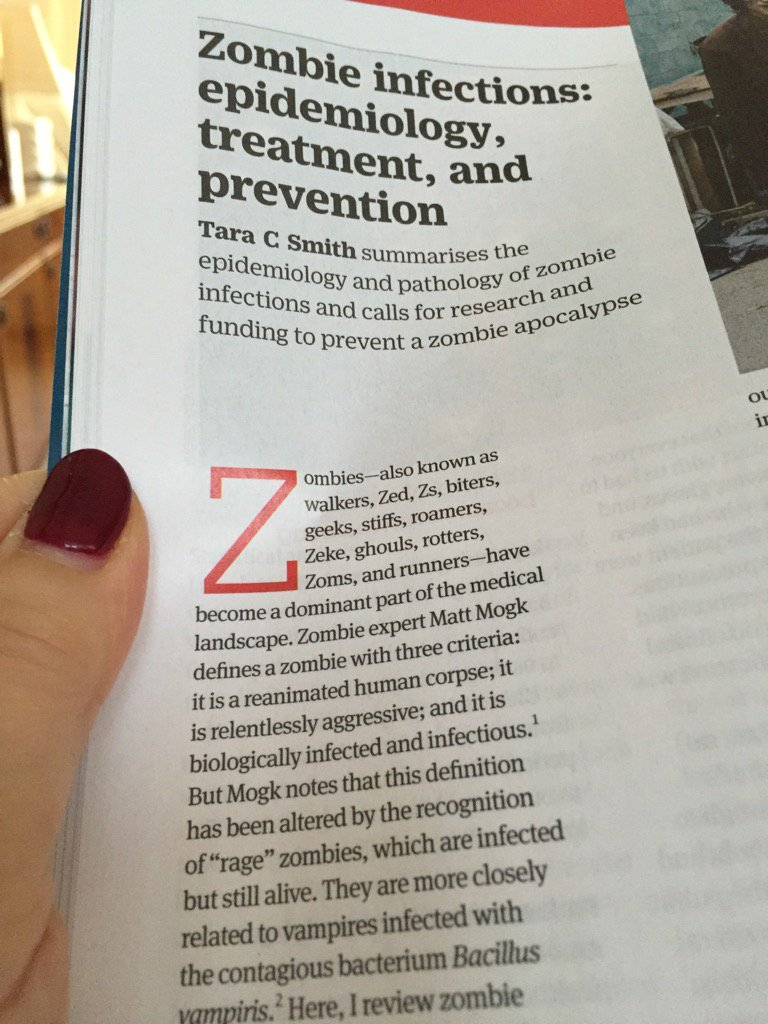 Best article in the @bmj_latest I've read in ages!!