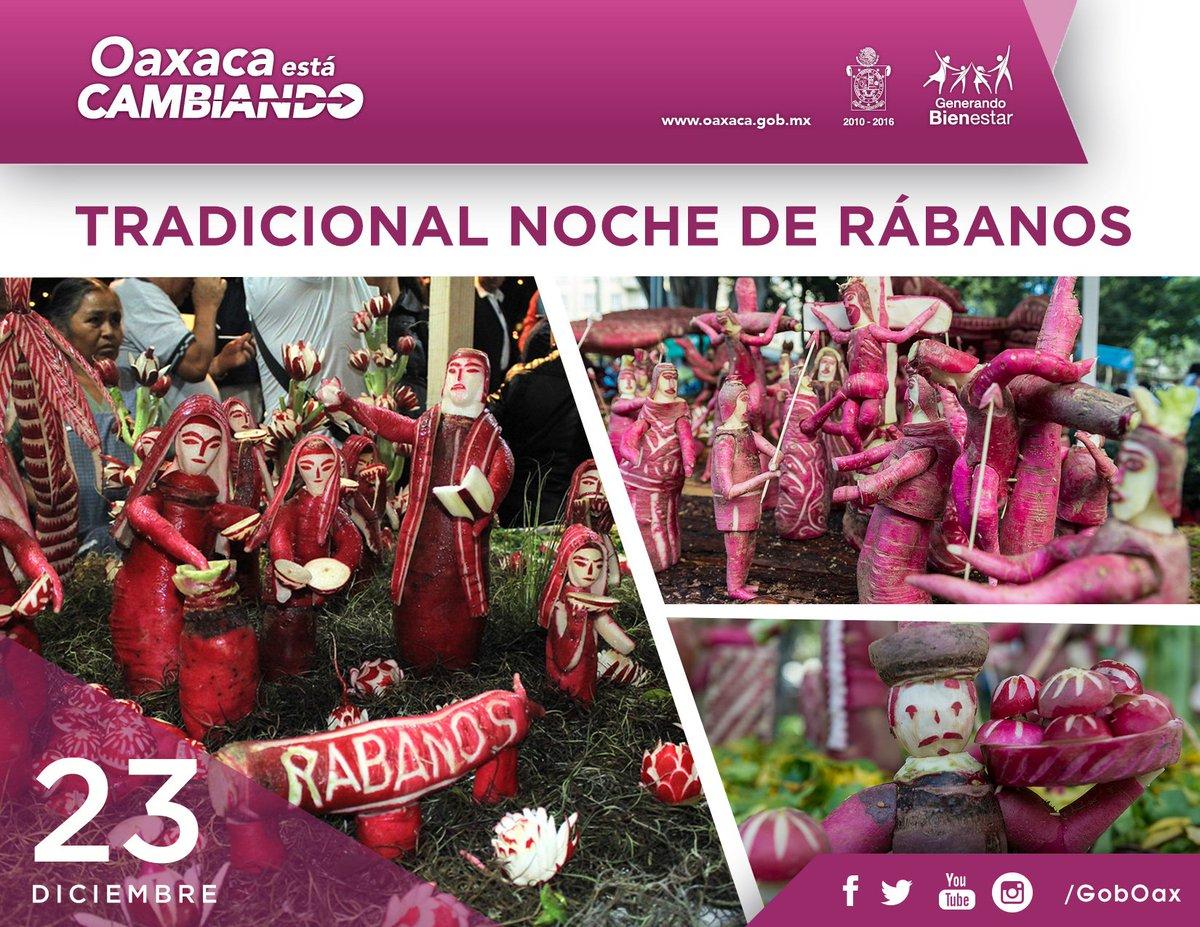 #Oaxaca se prepara para la 118ª edición de la #NochedeRábanos, l@s oaxaqueñ@s compartimos nuestra riqueza cultural. https://t.co/86avRSzYCc
