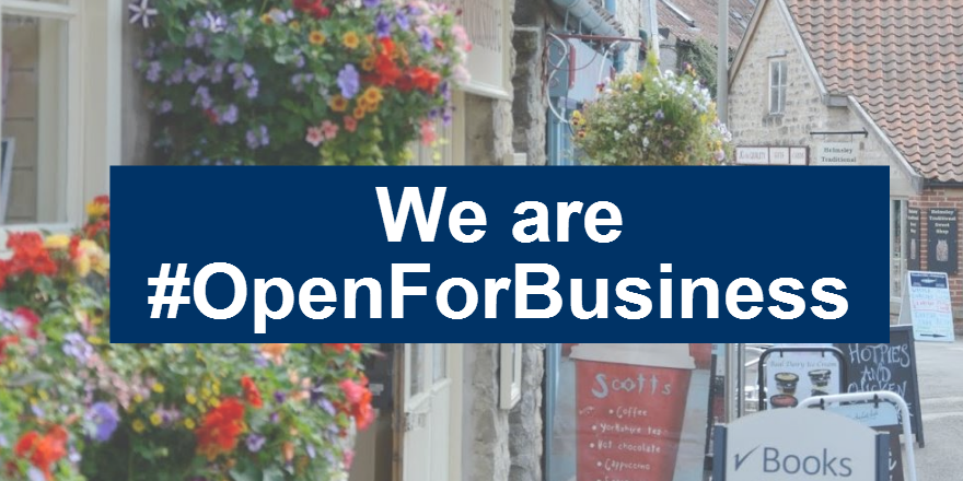 Flood affected communities need your trade and tourism. Cumbria, Lancashire and Northumbria are all #OpenForBusiness https://t.co/AMigfQkV2d