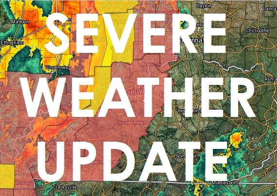 SEVERE #WEATHER UPDATE: Current conditions and threats in #Louisville and #Kentuckiana ---> https://t.co/jbw2YSHl6B
