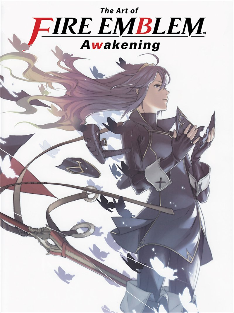 We're excited to announce The Art of Fire Emblem: Awakening! @NintendoAmerica #FireEmblem https://t.co/eX1eJugslf https://t.co/Z6ULvds992